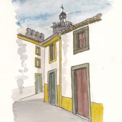 Casa Medieval de Nisa